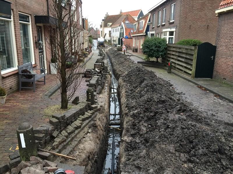 Aanleg aanmeervoorzieningen riviercruises Medemblik