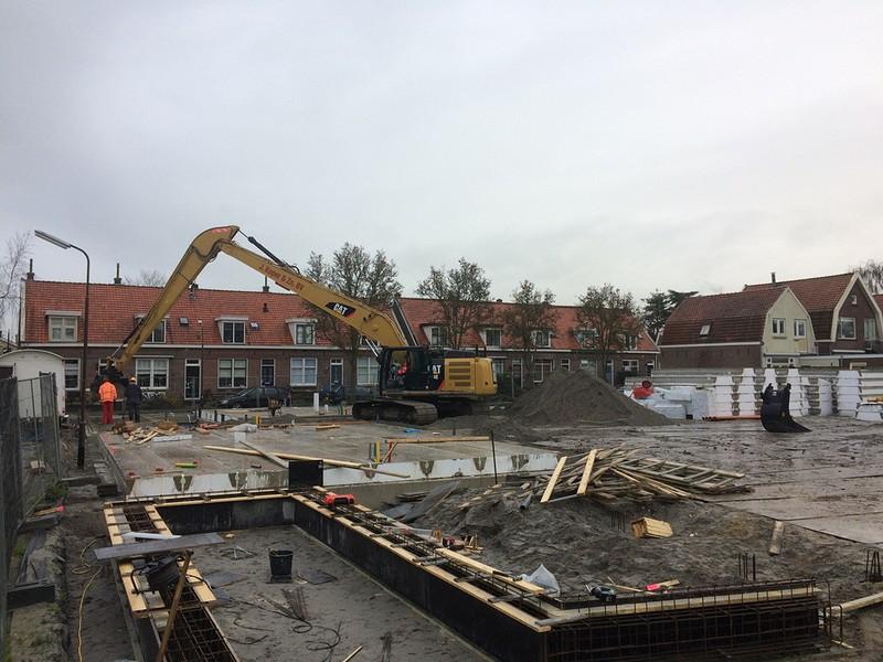 Bouwrijpmaken t.b.v. 15 woningen binnenstad Enkhuizen