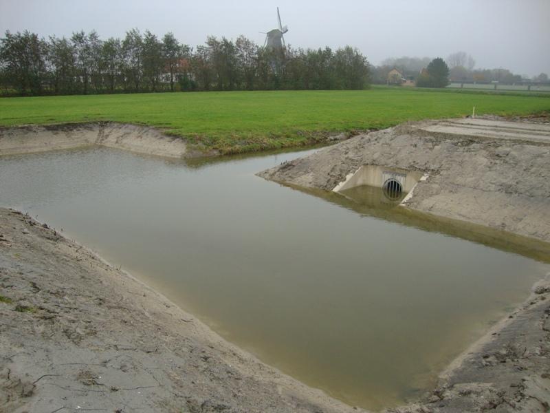 Bouwrijpmaken Bangert & Oosterpolder